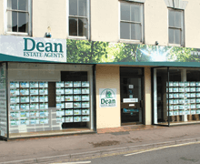 Dean Estate Agents Coleford office